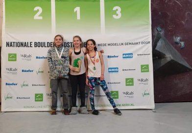 Topsportleerlingen Bibi Hamers en Jaden Tjon vallen in de prijzen