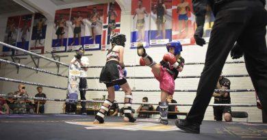 Jitske Vugts: 'Kickboksen is mijn sport!'